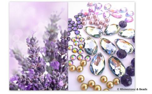 Provence Lavender - Chrysolite Blend Inspiration