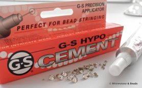 REPAIR KIT Crystal Pointbacks (x 70) & Glue