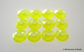 NEW!! Swarovski Hotfix Art 2078 Electric Yellow ss20