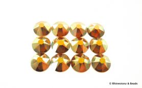 Swarovski Nail Art METALLIC SUNSHINE MIX ss5-ss20 (55pcs)