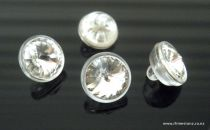 Swarovski Button Art 1770 Crystal/Translucent 9mm