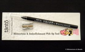 Crystal Ninja TANTO Rhinestone Pick-Up Tool